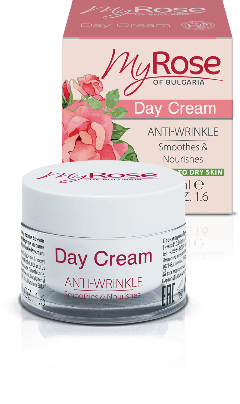 Аnti-wrinkle day cream