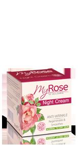 Anti-wrinkle night cream