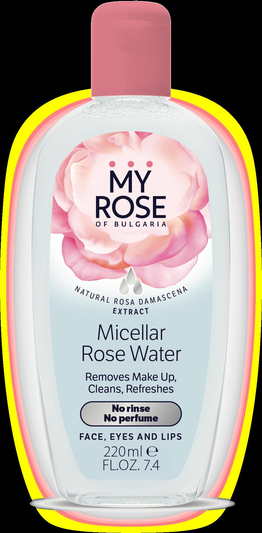 Micellar Rose Water